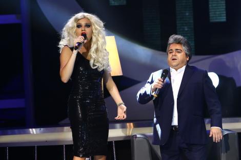 """Carmen Simionescu cântă pentru prima dată cu tatăl ei, Adrian Minune:  """"Am plâns amândoi la repetiții"""""""