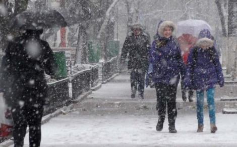 Iarna îşi va intra în drepturi! Temperaturile din termometre scad considerabil la sfârşitul săptămânii