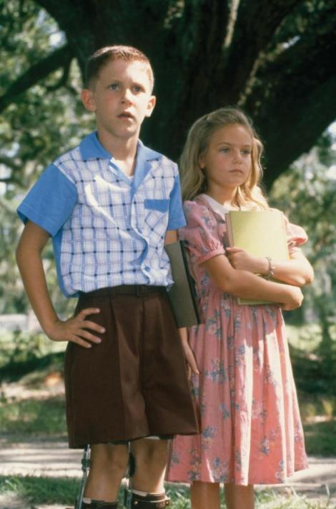 """Așa arată, astăzi, fata care a născut cea mai faimoasă replică din filme din toate timpurile: """"Run, Forrest! Run!"""""""