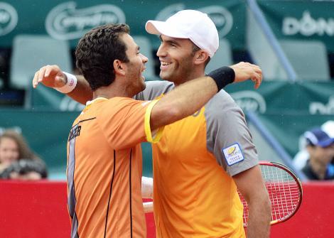 Tecău și Rojer au câștigat Turneul Campionilor