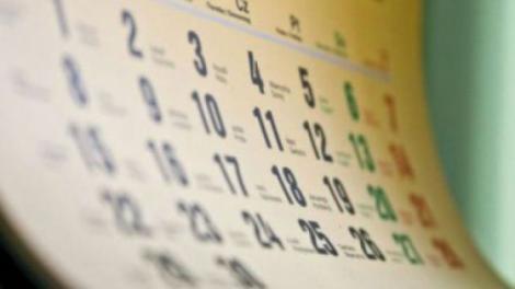 Salariaţii vor sta acasă pe 30 noiembrie şi 1 decembrie