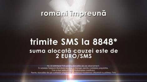 """Banii strânși prin Teledonul """"Români Împreună"""" al trustului Intact merg exclusiv către victimele tragediei de la Colectiv"""
