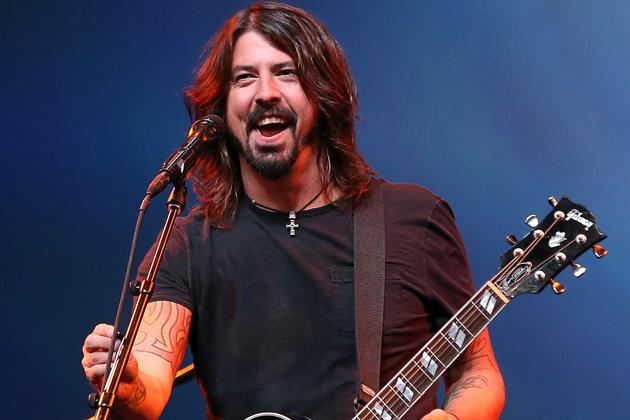 Foto - șocant. Cum arată chitara lui Dave Grohl după o repetiție mai... lungă!