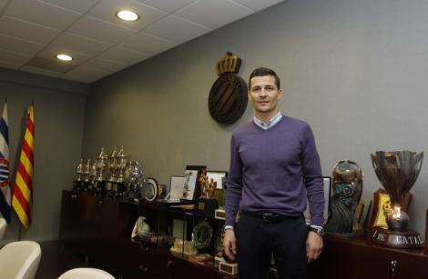 Constantin Gâlcă, numit antrenor al lui Espanyol Barcelona