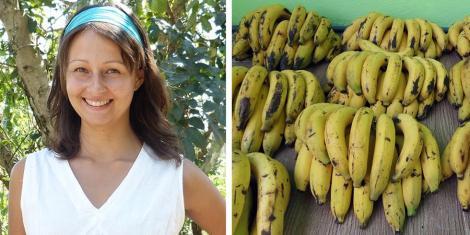 A mâncat doar banane timp de 12 zile, iar efectele au lăsat-o fără cuvinte!
