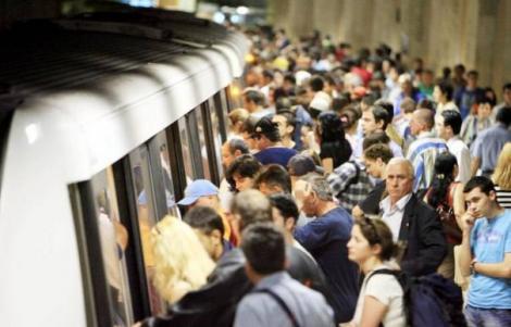 175 de MILIOANE de oameni circulă, anual, cu metroul bucureştean, dar ŞASE staţii nu au aviz de la pompieri! Care sunt acestea