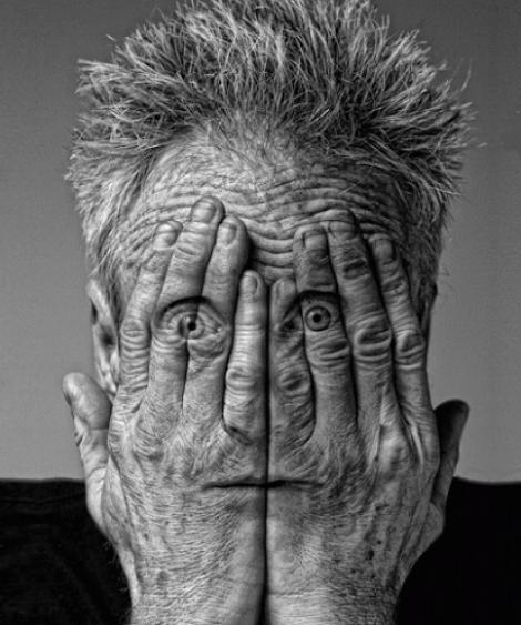Lumea prin ochii unui nevăzător se vede cu totul altfel! Imaginile sunt ieșite din comun!