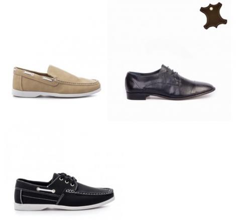 Avantajele shoppingului online! Categoria: pantofi de bărbați!