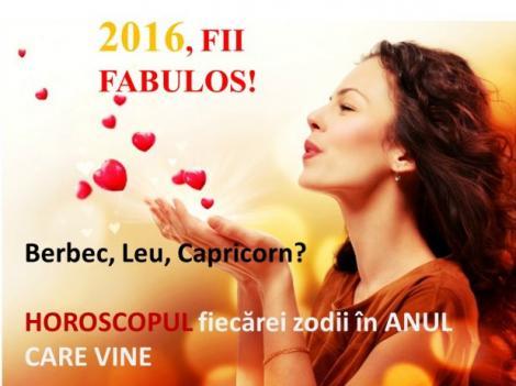 Bun venit, 2016! Horoscopul îți spune cum va fi acesta. Previziuni astrologice pentru Noul An!