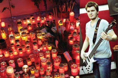 Și-a pierdut fiul în incendiul din clubul Colectiv, iar acum a fost jefuită în timp ce se afla în spital! Mama chitaristului Alexandru Paul Georgescu a rămas fără telefon