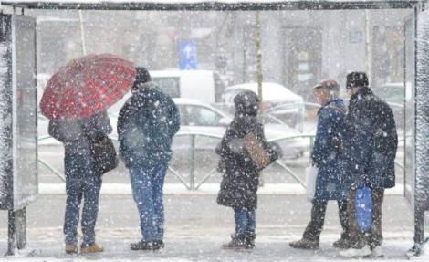 Vremea se schimbă radical în următoarea perioadă! Prognoza meteo pentru noaptea de Revelion şi primele zile din 2016