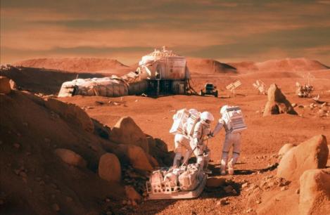 Câte timbre sunt necesare pentru trimiterea unei scrisori pe Marte! Curiozitatea unui copil a mobilizat specialiștii de la NASA