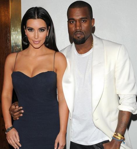 Kim Kardashian şi Kanye West au dezvăluit numele fiului lor! Marele anunţ a stârnit un val de controverse pe Internet