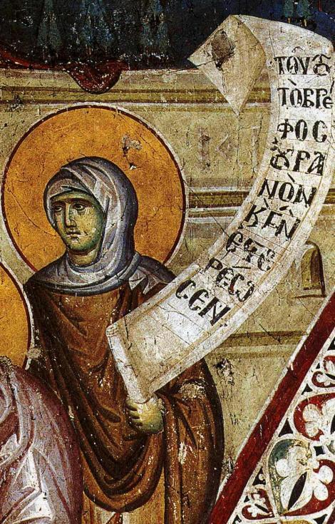 Ortocșii din România o sărbătoresc pe Sfânta Proorociță Ana!