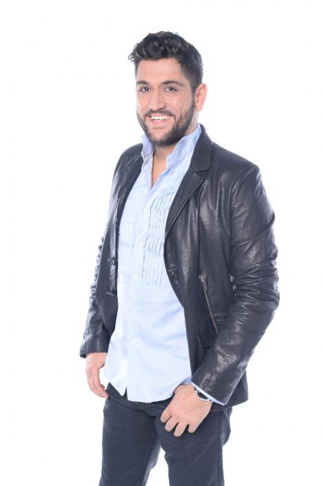 SEZON NOU TCDU: Cezar Ouatu, o voce de aur şi un talent incredibil! Mai ştii cum a arătat la Eurovision, în 2013?