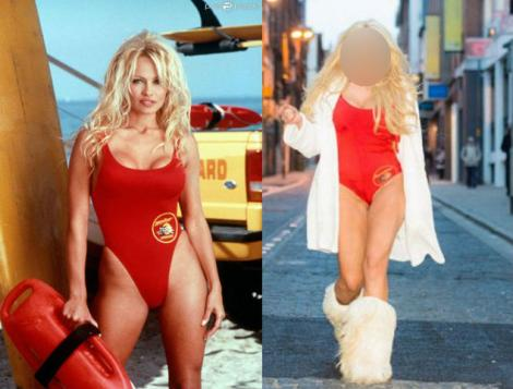 FOTO: Nu seamănă și nu răsare! Wow, cum a ajuns să arate femeia care și-a dorit să fie precum Pamela Anderson în Baywatch