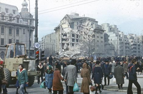 """""""Cutremurul din `77 a fost produs de ceva PARANORMAL""""! Uite ce s-a văzut pe cer cu trei ore înainte de seismul ce a zguduit România din temelii! """"Erau acolo, ca și când vegheau""""!"""