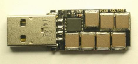 """Stick-ul USB """"ucigaş"""" vă arde componentele PC-ului"""