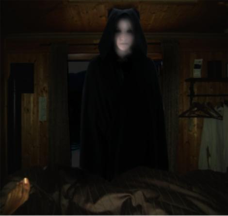 """""""Sunt o fantomă, culcă-te înapoi""""! O să mori de râs dacă citești pățania acestui bărbat!"""