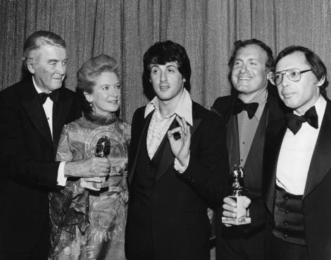 GALERIE FOTO: Stallone vine la Antena 1 în această seară: coleg cu Chaplin, Orson Welles sau Woody Allen