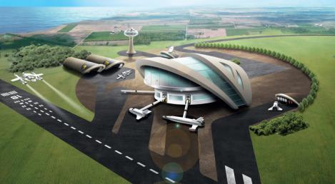 Britanicii vor să construiască primul cosmodrom din Europa: Ar putea fi gata în 2018