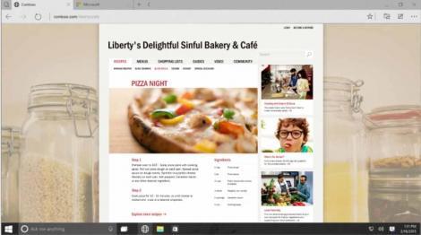Spartan, browserul care va înlocui Internet Explorer, beneficiază de un demo de la Microsoft