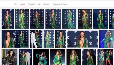 Rochia care a dat peste cap Google: Cum s-a născut Google Images