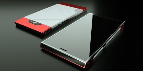Turing Phone, telefonul mai tare decât oțelul, uimește prin design și funcționalități