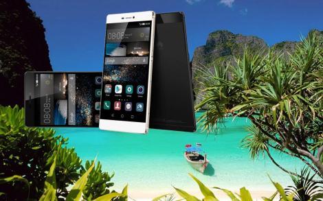 Află ce poți să faci cu un Huawei P8 în vacanță!