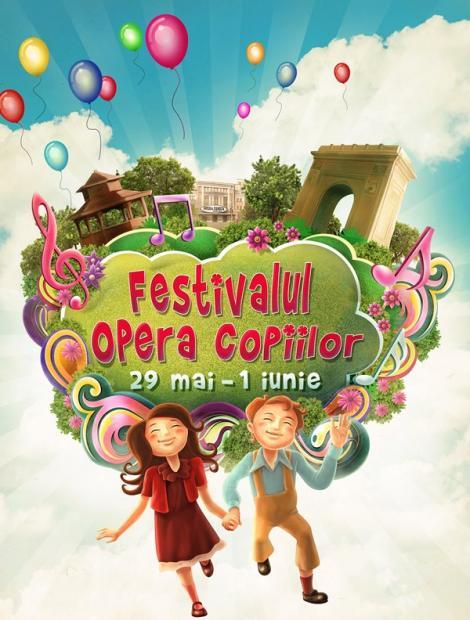 """Festivalul """"Opera Copiilor"""" aduce poveștile în aer liber!"""