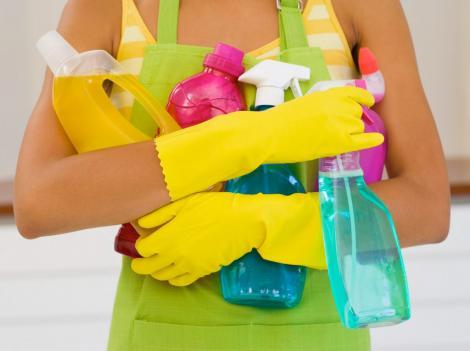 Curățenie la domiciliu, varianta simplă și rapidă! Cum să scapi de praful din casă