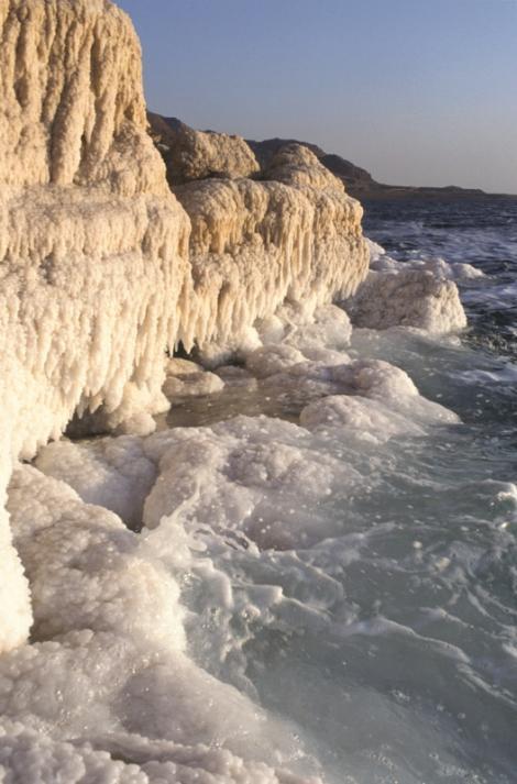 Marea Moartă, spa-ul Cleopatrei