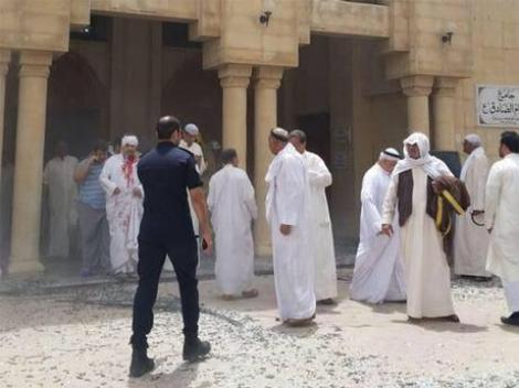 Cel puțin 25 de morți și 202 de răniți într-un ATENTAT comis la o moschee din Kuweit. Atacul a fost revendicat de Statul Islamic