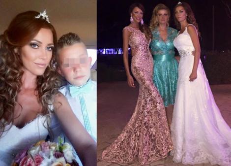 Sora Biancăi Drăgușanu a captat privirile tuturor! Uite cât de bine seamănă cele două!