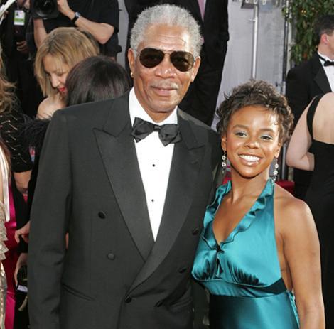 Nepoata lui Morgan Freeman, înjunghiată mortal pe stradă! Celebrul actor este în doliu