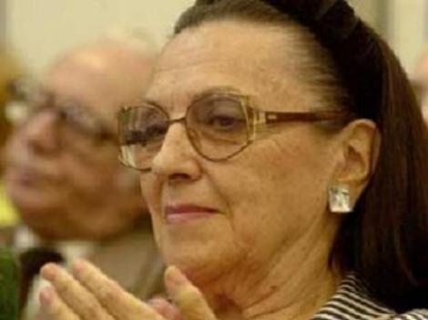 A murit regizoarea Malvina Urșianu, una dintre cele mai importante personalităţi ale cinematografiei din România
