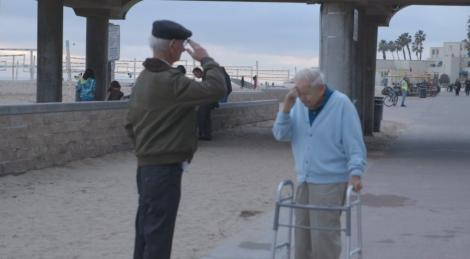 Un evreu și un soldat american s-au revăzut după 70 de ani! Gestul făcut de bărbat pentru salvatorul său a emoționat milioane de oameni!
