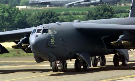 Un  bombardier de tip B-52 a survolat spațiul aerian sud-coreean!