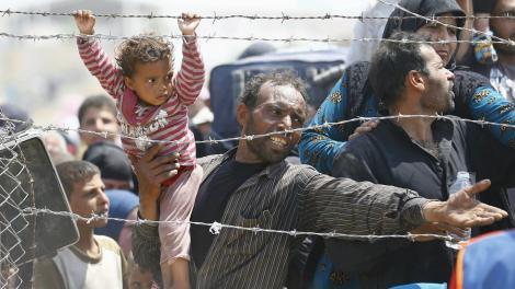 """Uniunea Europeană, amenințată de criza refugiaților! """"Nu vom putea face față, ne vor destabiliza"""""""