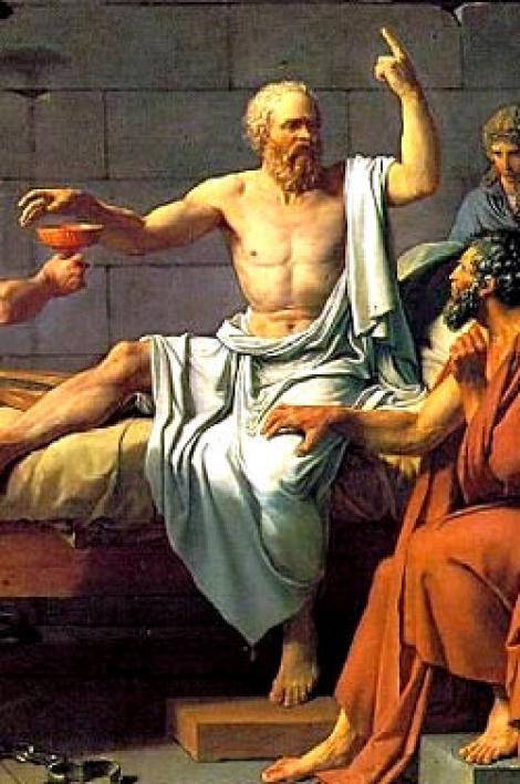 """""""Testul celor trei""""! Socrate te învață cum să treci peste fiecare obstacol din viață ca un învingător!"""