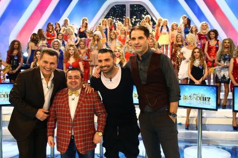 """Show-ul """"Te pui cu blondele?"""" revine la Antena 1, de Bobotează, cu Pepe, nea Mărin și Adrian Minune"""