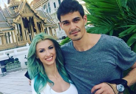Andreea Bălan și George Burcea sunt doi părinți fericiți! Prima declarație a tăticului, după nașterea Ellei