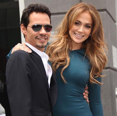 Jennifer Lopez se întoarce la Marc Anthony? Fanii au găsit un argument îndeajuns de bun pentru împăcarea anului!
