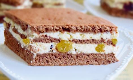 Foi cu ciocolată și cremă de brânză, o combinație delicioasă care trebuie încercată măcar odată. Cu siguranță se va cere repetată!