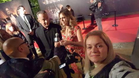 Mesajul lui Tom Hanks pentru români! Dana Mladin a avut parte de o vacanță de neuitat și a stat de vorbă cu actorul!