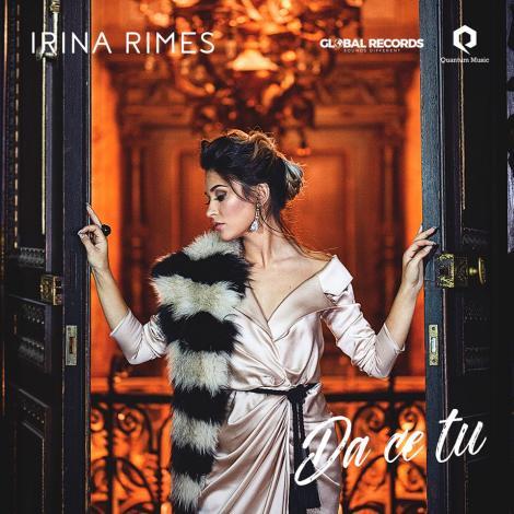 """După """"Visele"""" cu care a cucerit topurile muzicale, Irina Rimes lansează videoclip-ul piesei """"Da'ce tu"""". George Burcea, iubitul Andreei Bălan, personajul principal"""