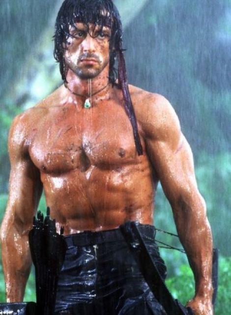 """Trei, Doamne, și toate trei frumoase foc! Fiicele lui Sylvester Stallone, desemnate """"Miss"""". Cum arată acum fetele lui Rambo"""