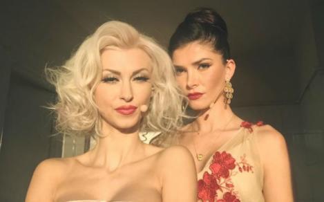 """Alina Puşcaş, sfetnicul Andreei Bălan: """"Toate discuțiile noastre sunt despre copii!"""""""