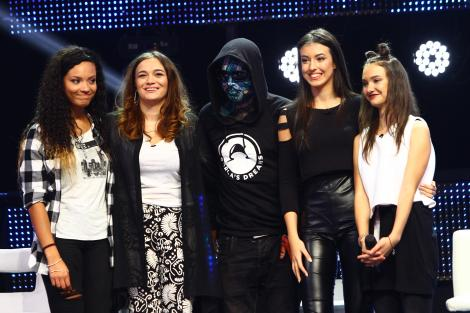 """Carla's Dreams și-a ales concurentele pentru Duelurile """"X Factor"""""""