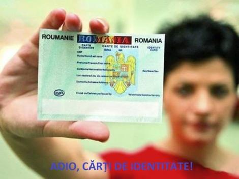 Au apărut! Primele imagini cu NOILE CĂRȚI DE IDENTITATE ale românilor. Sunt SCHIMBĂRI mari!